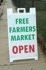 Free Farmers Market